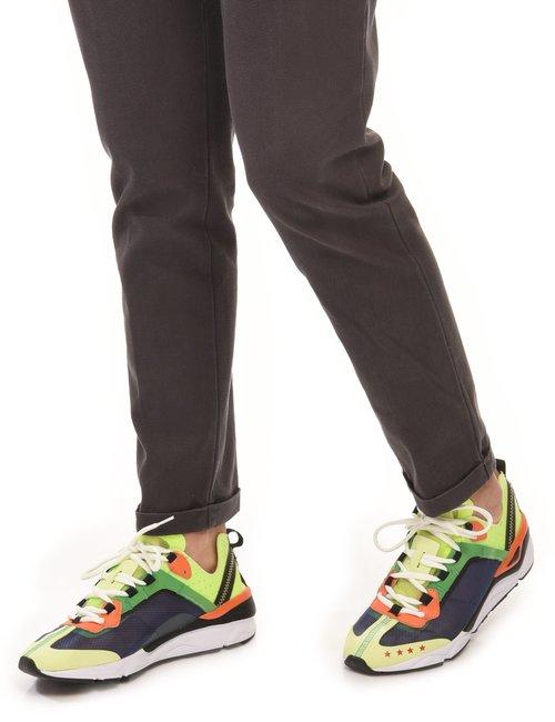 Sneaker Invicta colorata - Fantasia