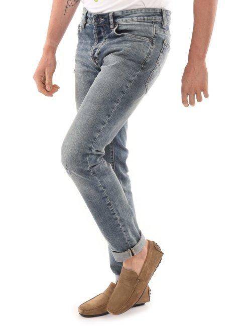 Jeans Gas effetto consumato - Jeans