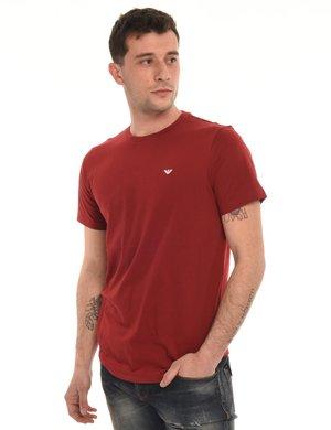T-shirt Emporio Armani con logo ricamato