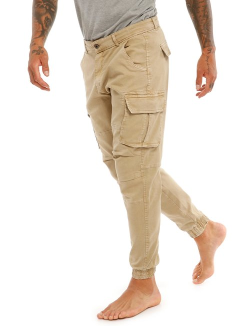 Jeans Gas elasticizzato - Ocra