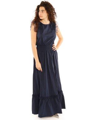 Vestito Yes Zee con fascia centrale elasticizzata