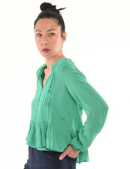 Camicia Manila Grace leggera - Verde