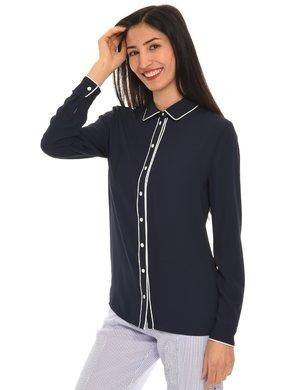 Camicia Manila Grace con bordi a contrasto