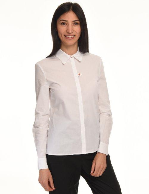 Camicia Manila Grace in cotone - Bianco