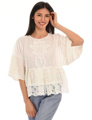 Camicia Manila Grace a manica ampia