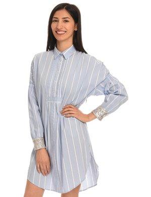 Vestito Manila Grace maxi camicia