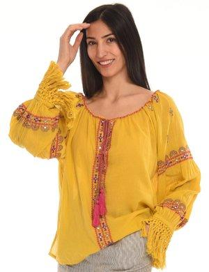 Camicia Manila Grace con frange