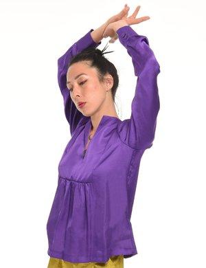 Camicia Manila Grace a maniche lunghe