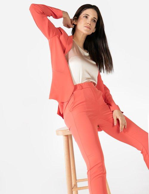 Pantalone Vougue leggero - Rosa