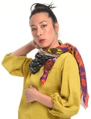 Foulard Manila Grace fantasia