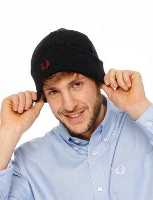 Cappello Fred Perry con logo colorato