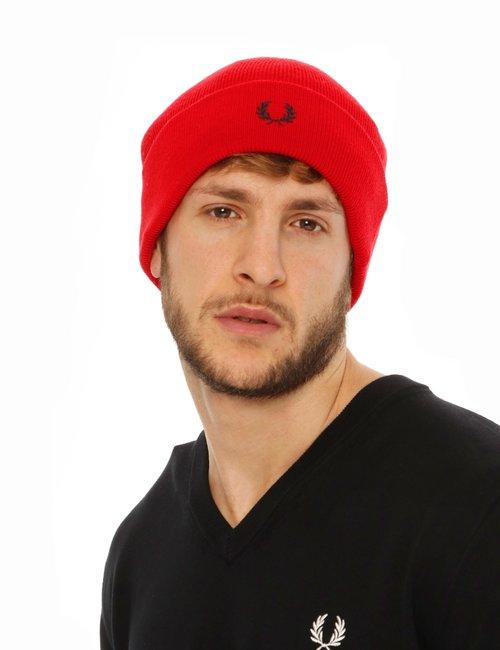 Cappello Fred Perry con logo colorato - Rosso