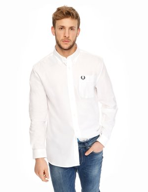 Camicia Fred Perry in cotone