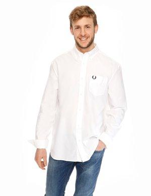 Camicia Fred Perry in cotone