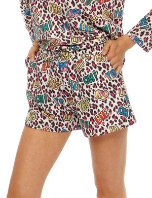 Shorts Vougue animalier