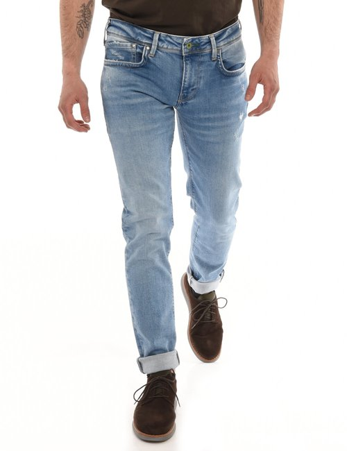 Jeans Pepe Jeans effetto consumato - Jeans