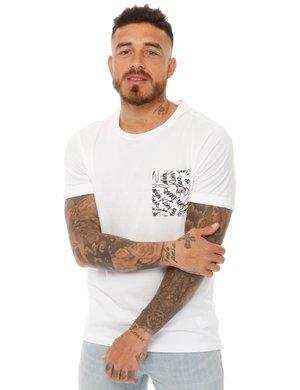 T-shirt Calvin Klein con tasca