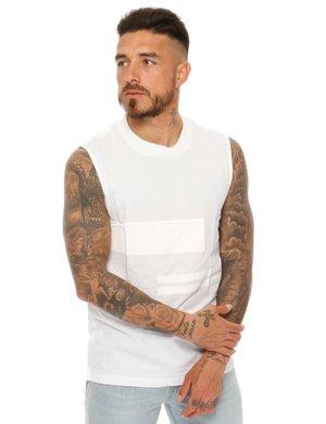 T-shirt Calvin Klein smanicata