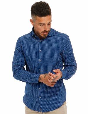 Camicia Calvin Klein stampata