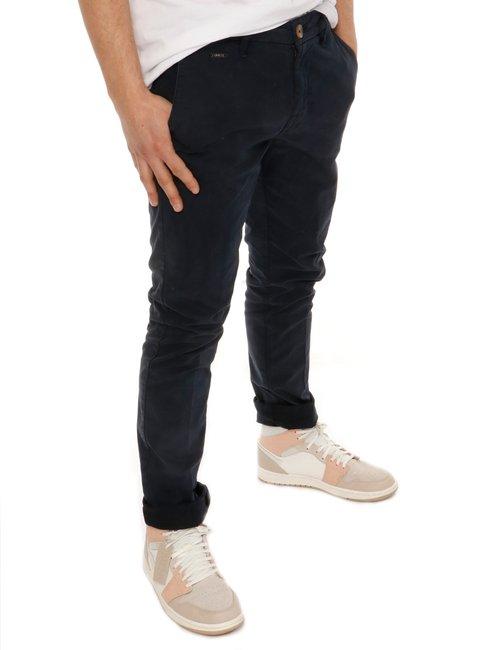 Jeans Guess con logo in rilievo - Blu