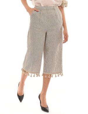 Pantalone Manila Grace con nappine
