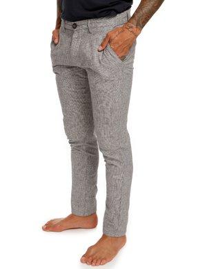 Pantalone Yes Zee in tessuto naturale