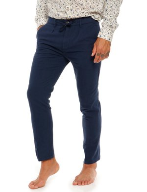 Pantalone Yes Zee in lino e cotone