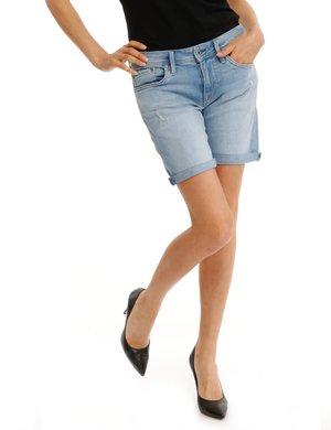 Shorts Pepe jeans effetto consumato