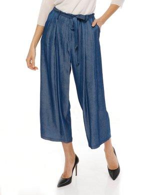 Pantalone Vougue con pieghe