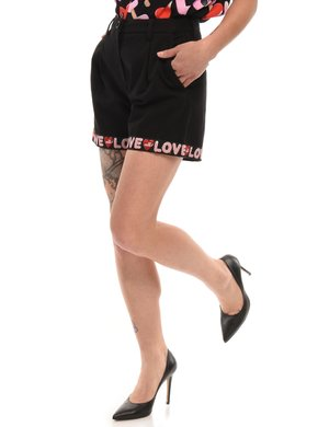 Shorts Love Moschino con tasche