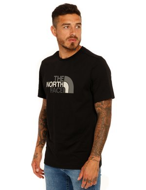 T-shirt The North Face logo bicolor