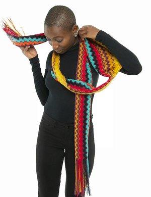 Sciarpa Missoni multicolor