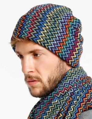 Cappello Missoni colorato