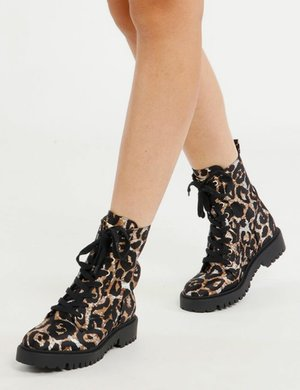 Stivaletto Guess animalier