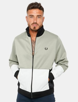 Giacca Fred Perry con zip