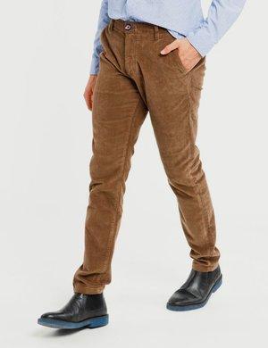 Pantalone Fred Mello a coste