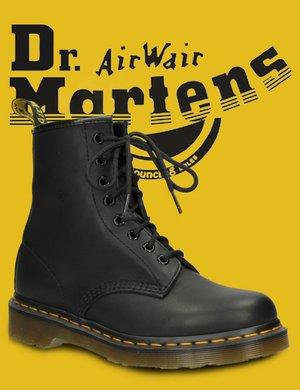 Anfibio Dr. Martens 1460 nappa