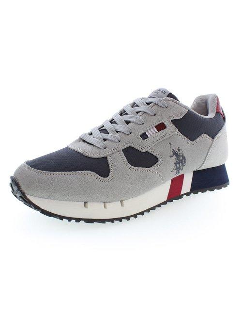 Sneaker U.S. Polo Assn. - Grigio
