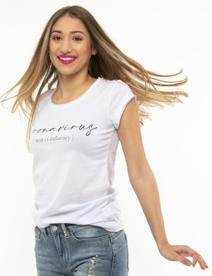T-shirt Seconda Strada in cotone