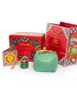 Panettone Dolce & Gabbana al pistacchio 1 kg