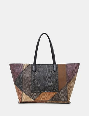 Borsa Desigual in ecopelle