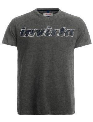 T-shirt Invicta con logo
