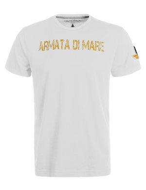 T-shirt Armata di Mare con logo