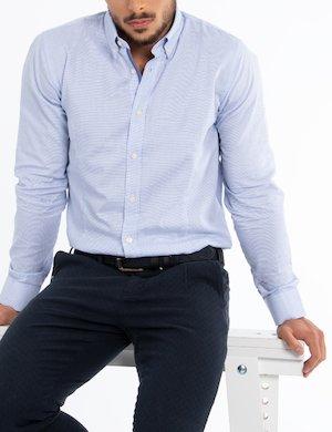 Camicia Richfield elegante in cotone