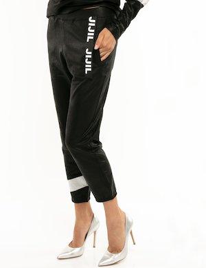 Pantalone Jijil effetto pelle