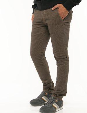 Pantalone Guess microquadri