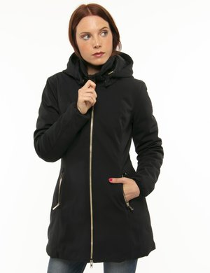 Cappotto Yes Zee in vera piuma d'oca