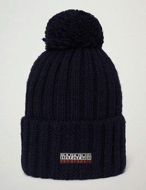 Cappello Napapijri con pom-pon