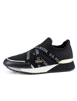 Sneaker U.S. Polo Assn. con elastici