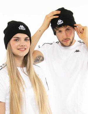 Cappellino Kappa con logo ricamato